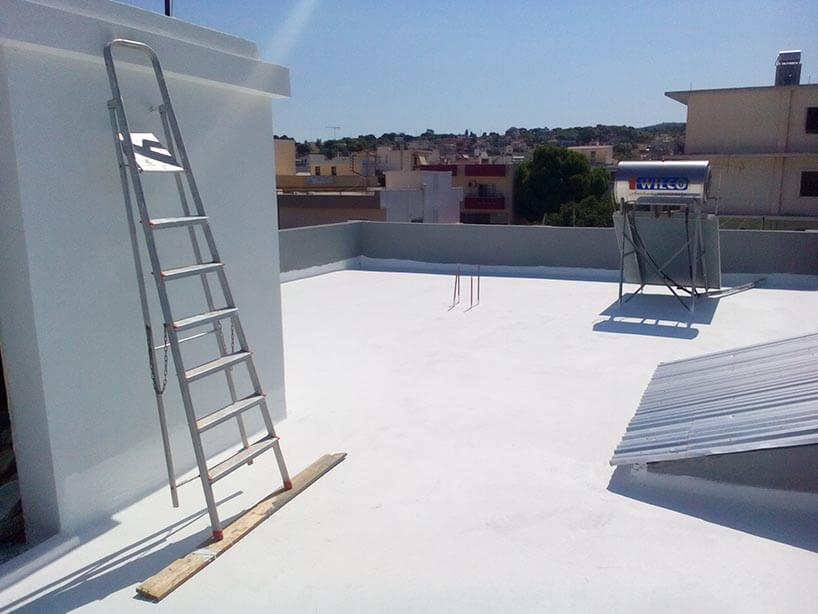 μονώσεις ταρατσών με το σύστημα light roof